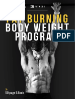SQ Fitness Fat Burning Body Weight eBook