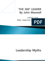 THE 360� LEADER.ppt