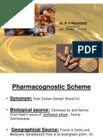 Sandalwood Oil ()