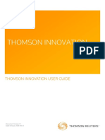 Thomson Innovation
