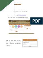 UDIN Process Flow