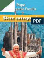 Catequesis Sagrada Familia