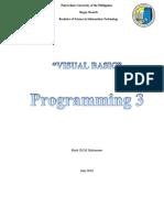 My Book (Progamming 3)
