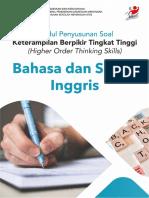 Modul Penyusunan Soal HOTS Bahasa dan Sastra Inggris