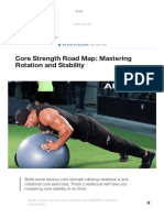 Core Strength Road Map_ Mastering Rotation and Stability