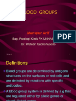 28-Uji Saring Dan Golongan Darah