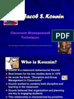 Final Koun in Presentation