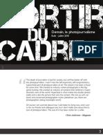 Sortir du Cadre - Future du Photojournalisme - Fr