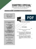 Registro Oficial Matrimonio Civil