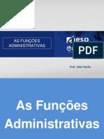 Funções administrativas 04