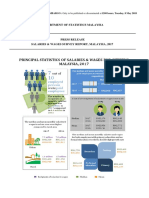 Salaries & Wages Survey Report, Malaysia, 2017