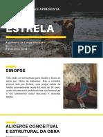 ESTRELA - Projeto Gráfico