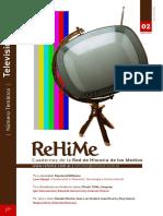 ReHiMe Cuaderno de la red historica de los medios