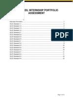 650 portfolio assessment