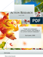 Action Research Preseantation