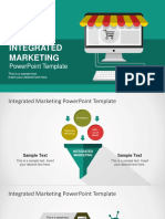 7005 01 Integrated Marketing Powerpoint Template