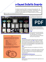 standards-based bulletin boards overview1