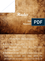 Presentación de Hades.