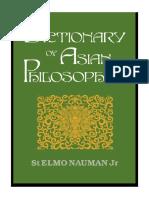 St. Elmo Nauman Jr. - Dictionary of Asian Philosophies-Routledge (2017)