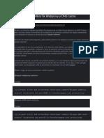 1.5 Evitar Ataque a MikroTik Webproxy y DNS Cache