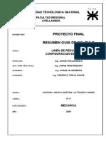 Resumen TP Reductor