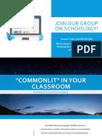 commonlit pd presentation