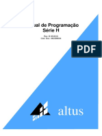 Manual de Programacao Serie h