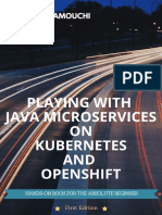 Playing with Java Microservices on K8s and OpenShift