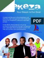 Wekeza Brochure