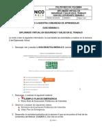 Guía Del Estudiante - Sst Módulo 5