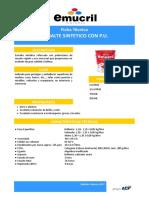 Ficha Técnica EM-10348