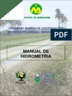 Hidrometria 150826183409 Lva1 App6892 Trabajo Hidrologia