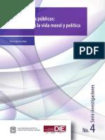 Justificaciones Publicas El Lenguaje en La Vida Moral y Politica (2)