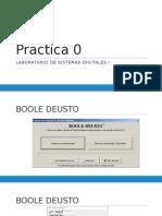 Practica 0