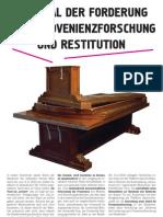Poster ProvenienzforschungRestitution