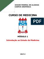 Manual Do Aluno - Módulo 1 Introdução Ao Estudo Da Medicina