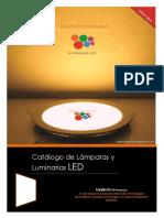 Catálogo led
