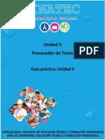 Procesador de texto