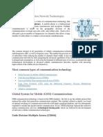 cellular communicatoin