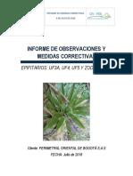 Informe Medias Correctivas Uf3a, Uf4, Uf5,Zodme42