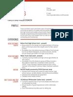 infographic resume updated wm
