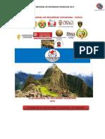 Plan Regional Seguridad Ciudadana 2019