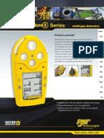 Gas Alert Micro 5 Datasheet(5612 12 en)