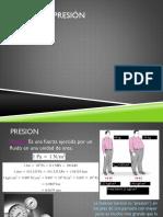 Diapositivas Densidad, Gravedad Especifica, Presion
