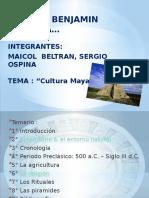 civilizacion maya