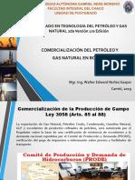 La Comercialización de Hidrocarburos en Bolivia