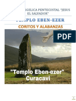 Libro de Alabanzas EBEN-EZER