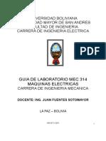 Guía se Maquinas  eléctricas
