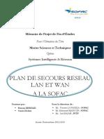 Plan de Secours Reseau LAN Et - DLIAA Yassir_1130
