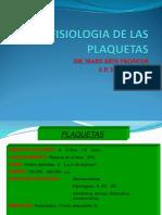 4.2.- Fisiología de Las Plaquetas